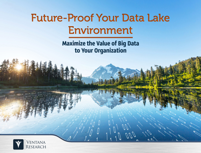 Future-proof your data lake environment