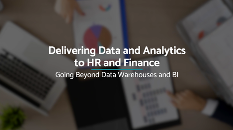 Delivering Data and Analytics to HR and Finance videocast cover