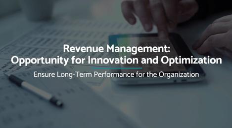 Revenue management - Videocast
