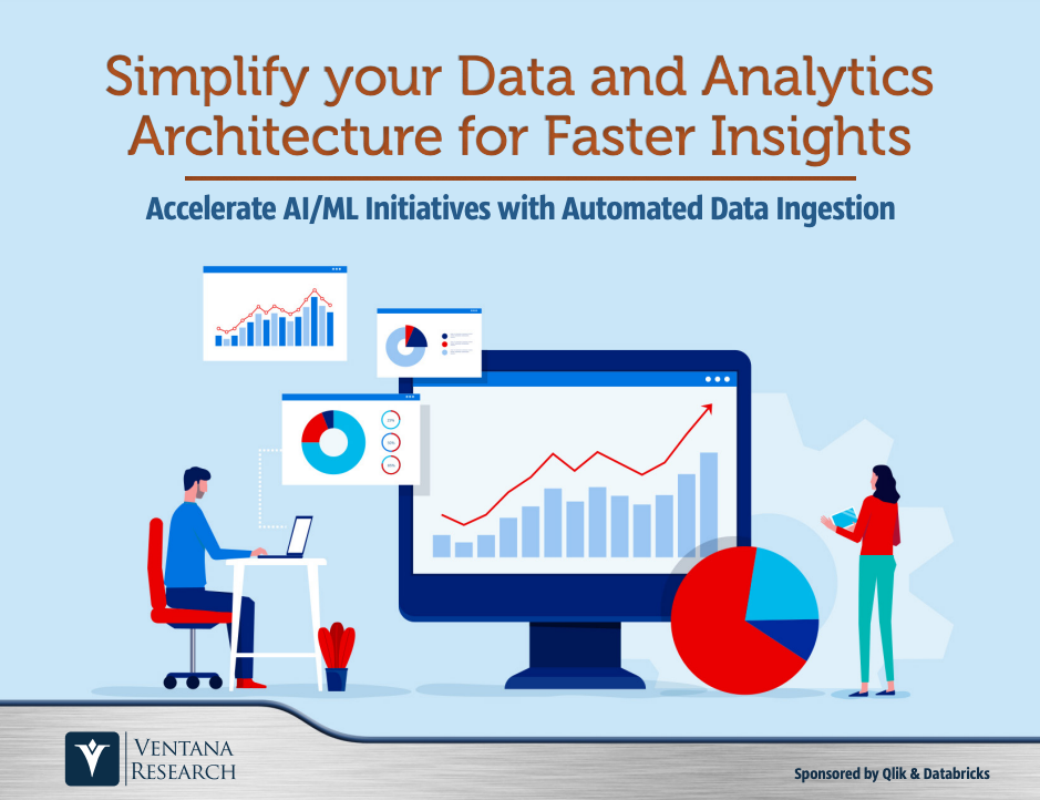 Simplify your Data and Analytics Architecture for Faster Insights cover