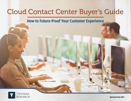 Cloud Contact Center Buyer's Guide