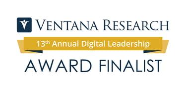 VentanaResearch_13th_Annual_Digital_LeadershipAwards_Finalist
