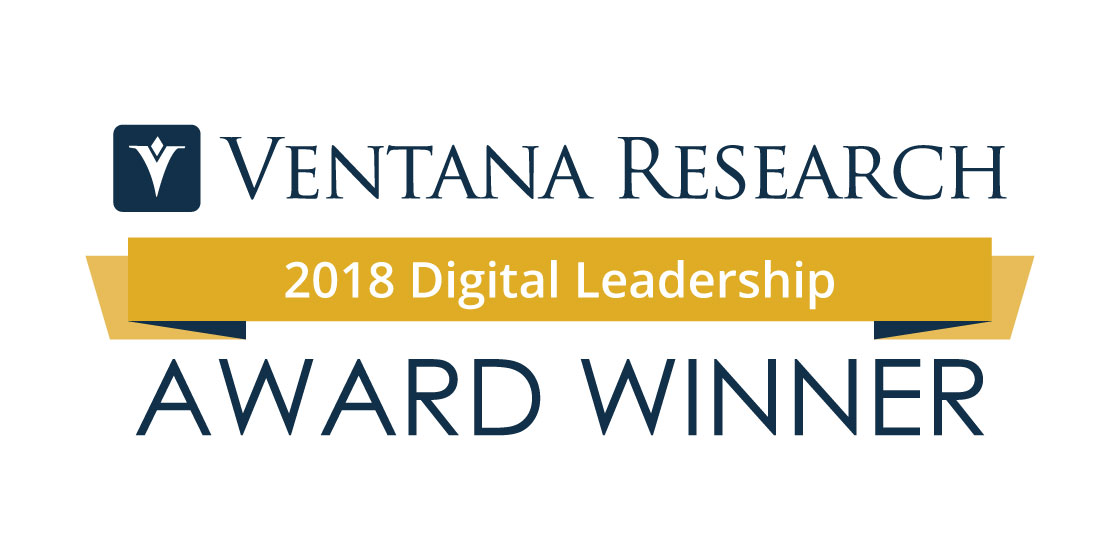VentanaResearch_DigitalLeadershipAwards_2018_Winner