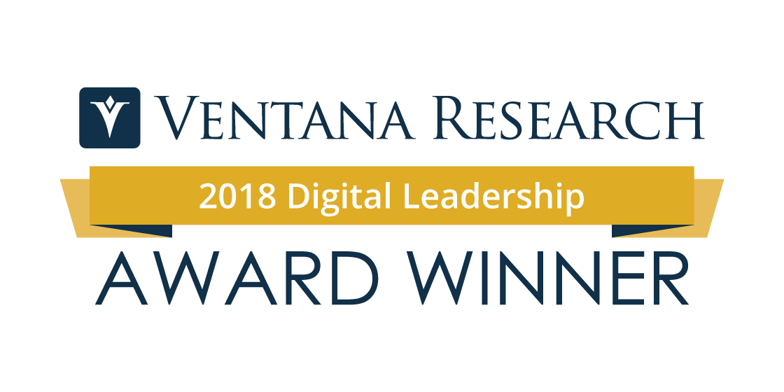 VentanaResearch_DigitalLeadershipAwards_2018_Winner